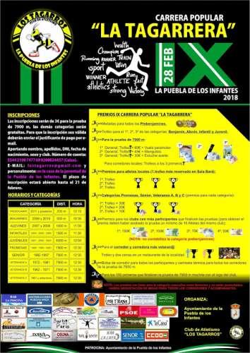 IX Carrera Popular La Tagarrera