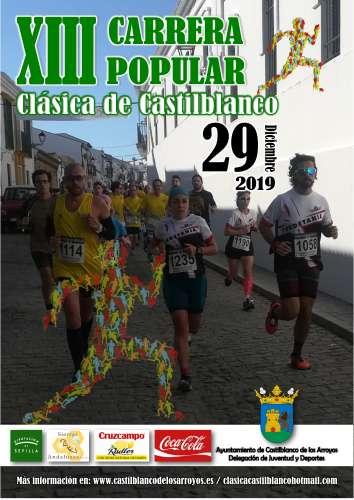 XIII Carrera Popular Clásica de Castilblanco