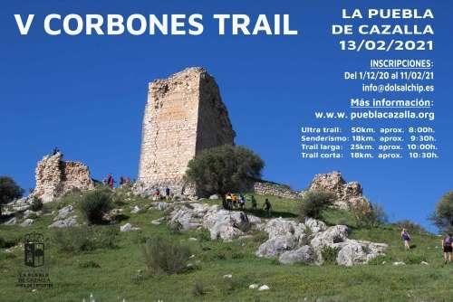 V Corbones Trail