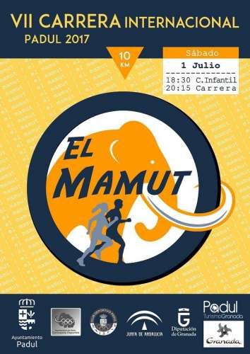 VII Carrera Internacional del Mamut