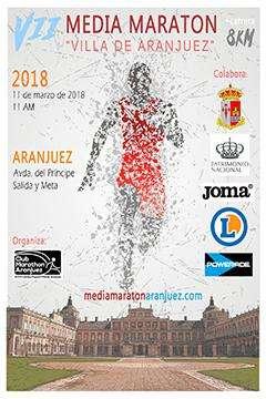 VII Media Maratón Villa de Aranjuez