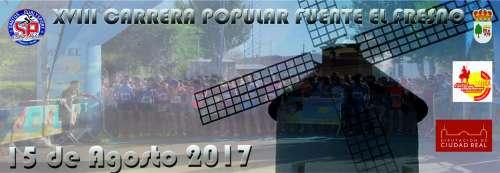 Carrera XVIII Carrera Popular Fuente el Fresno