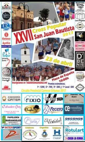 XXVII Cross Popular San Juan Bautista