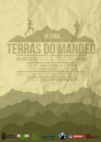 VI Trail Tierras do Mandeo