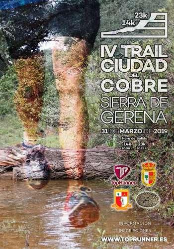 IV Trail Ciudad del Cobre