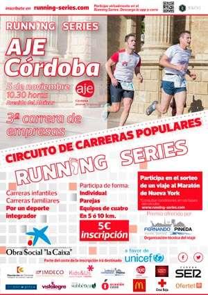 Running Series AJE Córdoba