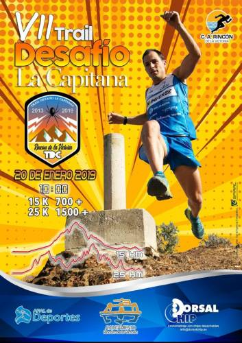 VII Trail La Capitana