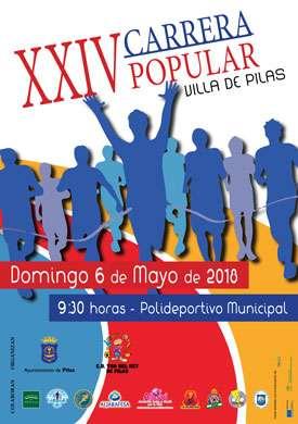 XXIV Carrera Popular Villa de Pilas