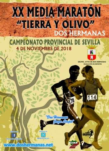 XX Media Maratón Tierra y Olivo