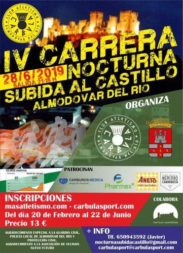 IV Carrera Nocturna Subida al Castillo