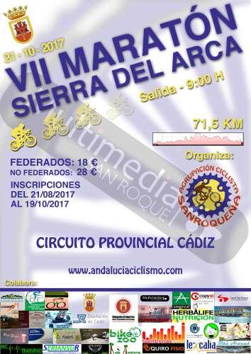 VII Maratón Sierra del Arca