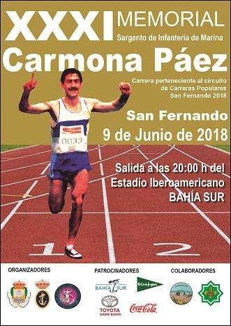 XXXI Memorial Sargento Carmona Páez