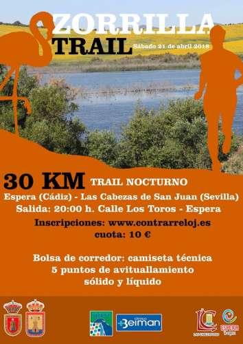 I Zorrilla Trail