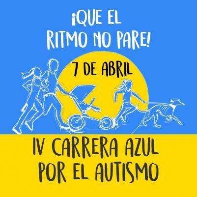 IV Carrera Azul por el Autismo