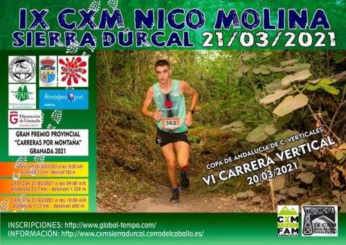 IX CxM Nico Molina