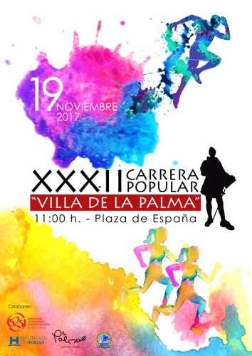 XXXII Carrera Popular Villa de la Palma