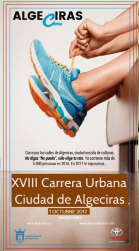 XVIII Carrera  Urbana  Ciudad  de Algeciras