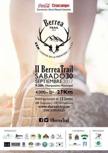 II Berrea Trail