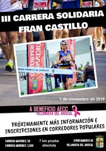 III Carrera Popular Fran Castillo