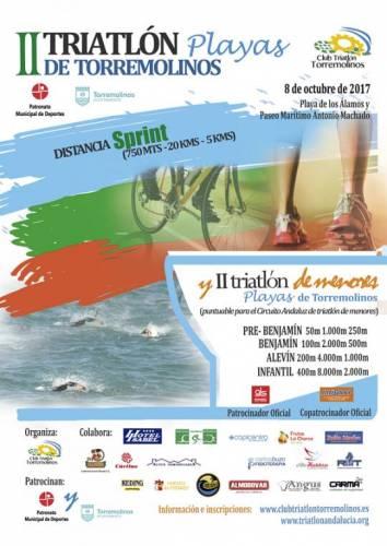 II Triatlón Playas De Torremolinos