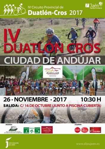IV Duatlón Cros Ciudad De Andújar