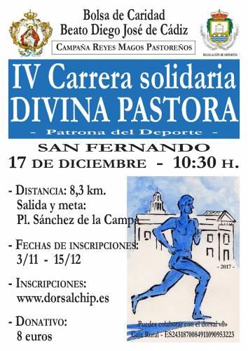 IV Carrera Solidaria Divina Pastora