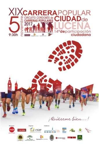 XIX Carrera Popular Ciudad de Lucena