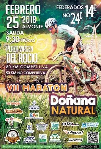 VII Maratón Doñana Natural