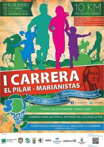 I Carrera El Pilar-Marianistas