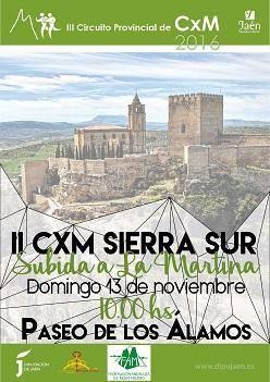 II CxM Sierra Sur de Jaén