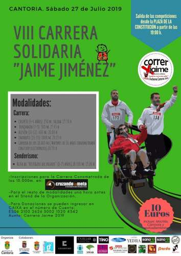 VIII Carrera Solidaria Jaime Jiménez