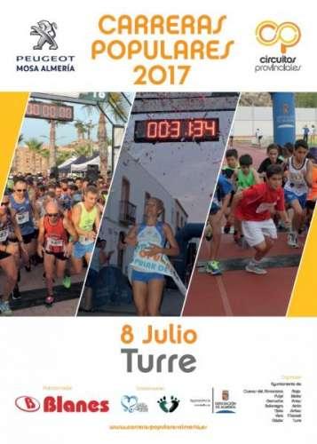 Carrera Popular de Turre 2017