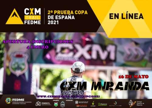 Carrera CxM Miranda