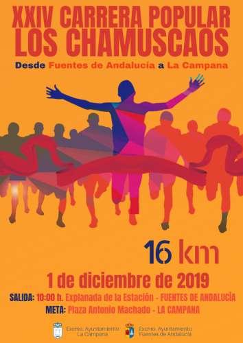 XXIV Carrera Popular Los Chamuscaos
