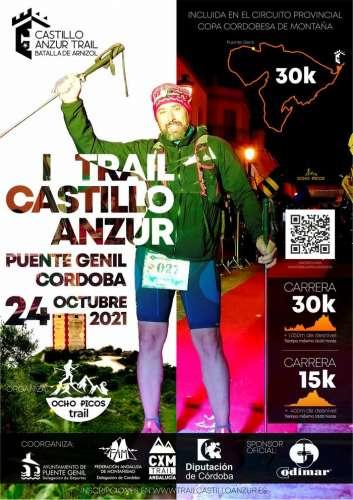I Trail Castillo Anzur