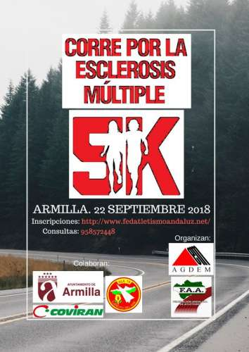 Carrera Solidaria Corre por la Esclerosis Múltiple