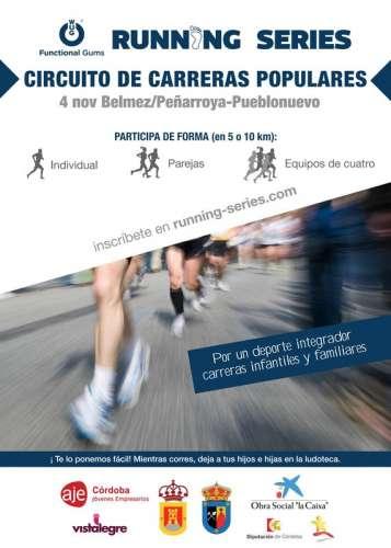 Running Series Belmez