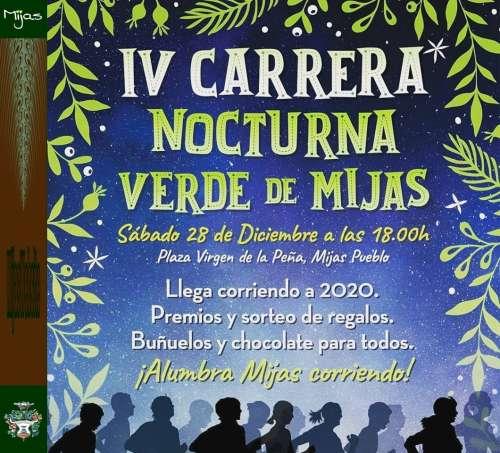 IV Carrera Nocturna Verde de Mijas