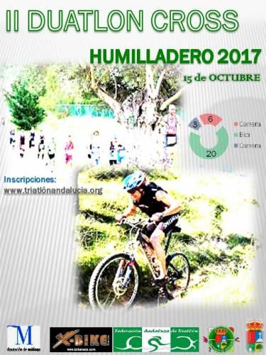 II Duatlón Cros Villa De Humilladero