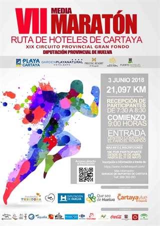 VII Media Maratón Ruta de los Hoteles de Cartaya
