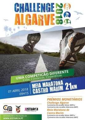 Challenge Algarve 2018