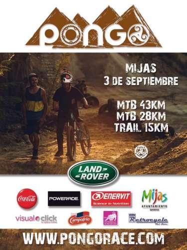 Pongo Race MTB