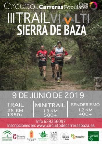 III Trail Sierra de Baza