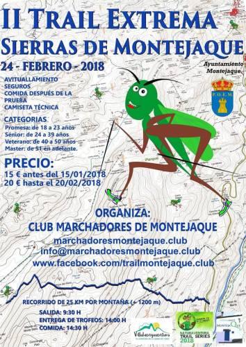 II Trail Extrema Sierras de Montejaque