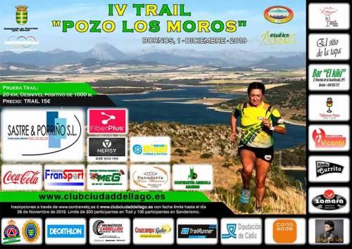Carrera IV Trail Pozo Los Moros