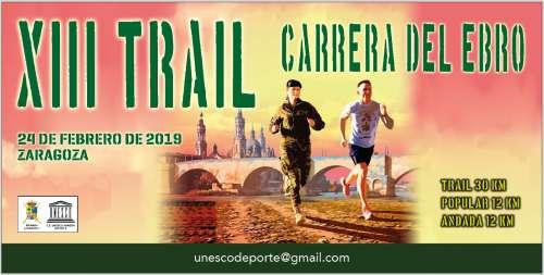 XIII Trail Carrera del Ebro