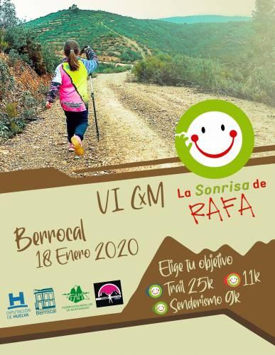 VI Trail la Sonrisa de Rafa