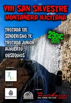 VIII San Silvestre Montañera Ilicitana