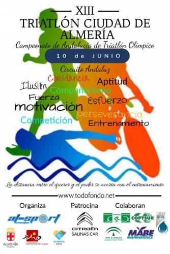 XIII Triatlón Ciudad De Almería