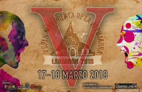 V Open Mtb Puerta de la Alpujarra 2º Etapa Media Maratón